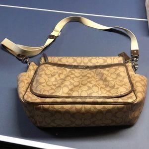 Handbags - Coach Diaper Bag